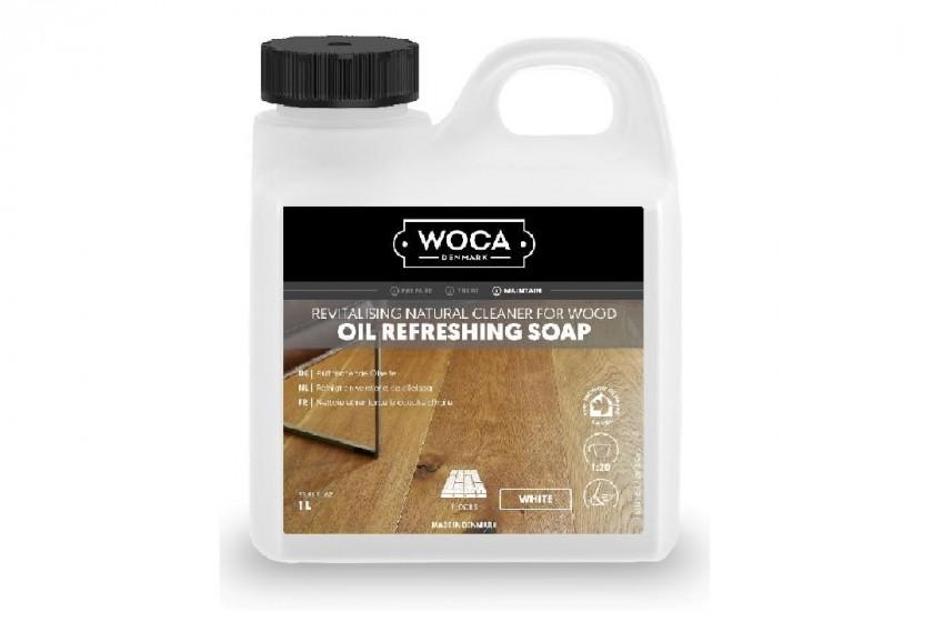 Woca Öl-Refresher Weiß 1l