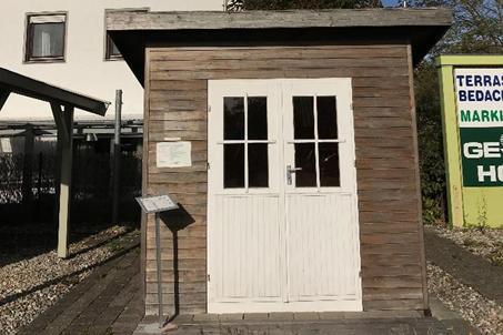Abverkauf Ausstellungshaus - 240 x 240 cm