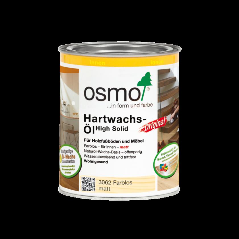 Hartwachs-Öl Original Farblos Matt 3062 von Osmo