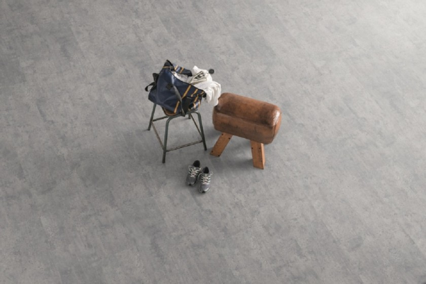 Egger Laminat - Floorline Fontia Beton grau
