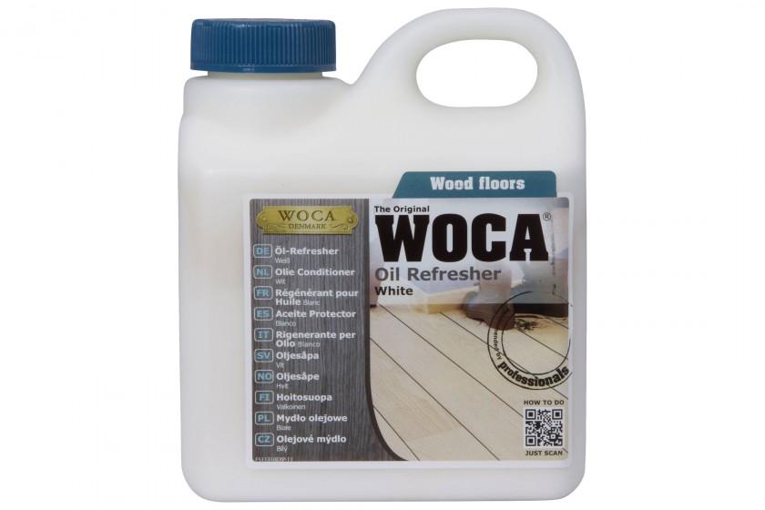 Woca Öl-Refresher weiß