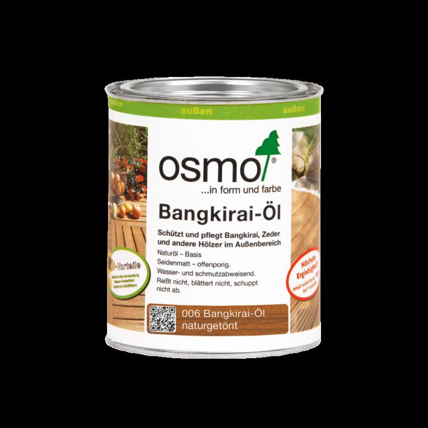 Bangkirai Terrassen Öl 006 von Osmo