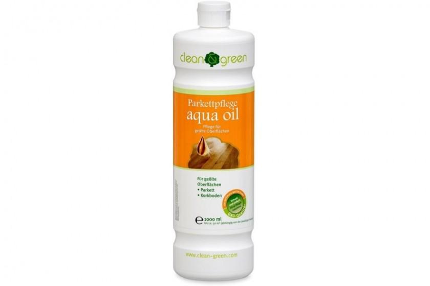 Haro clean & green Parkettpflege aqua oil natur