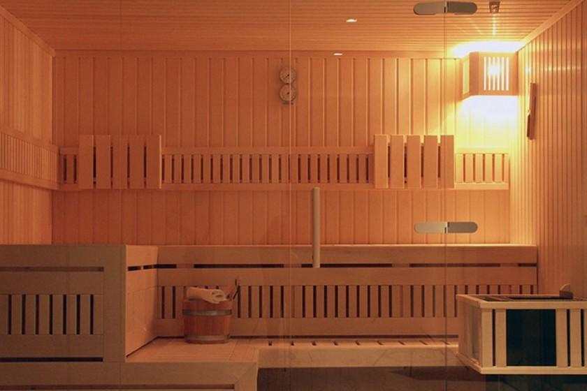 Sauna nach Maß von Saunalux