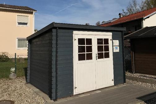 Abverkauf Ausstellungshaus - 276 x 276 mm